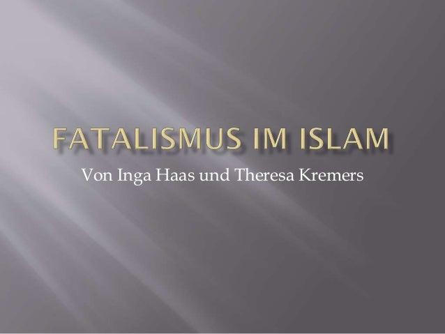 Von Inga Haas und Theresa Kremers