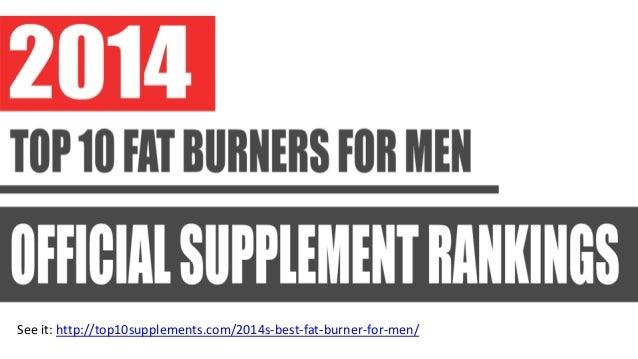 top 10 fat burners for men