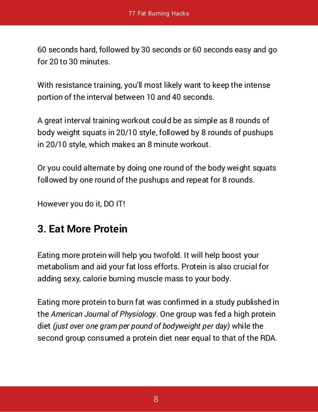 the 7 principles of fat burning pdf free