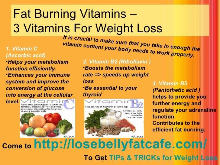 vitamin c dosage for fat loss