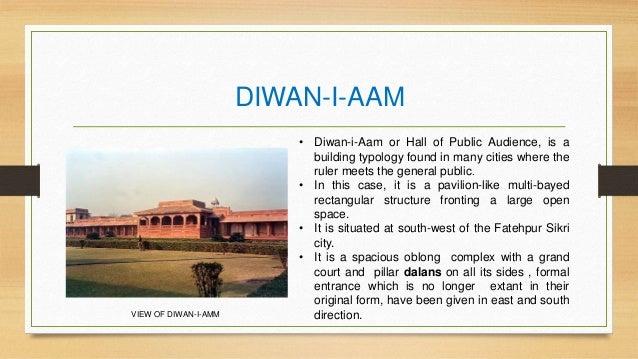 Fatehpur sikri diwan i khas diwan i aam for Diwan i aam images