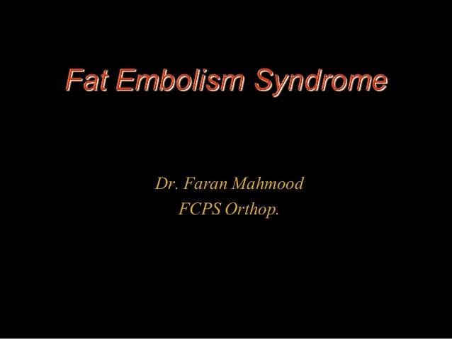 Dr. Faran Mahmood   FCPS Orthop.