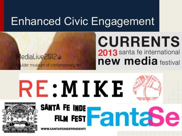 Enhanced Civic Engagement