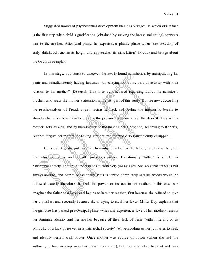 Father daughter relationship essay