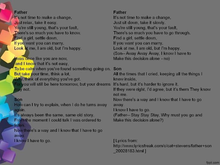 Dan Hill - Daddy's Song Lyrics | MetroLyrics