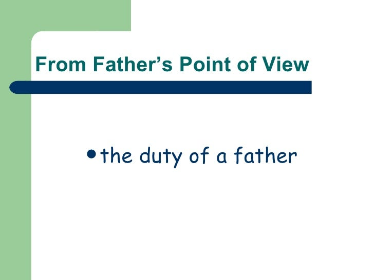 Fathers' Roles in the Care and Development of Their Children: The Role of Pediatricians