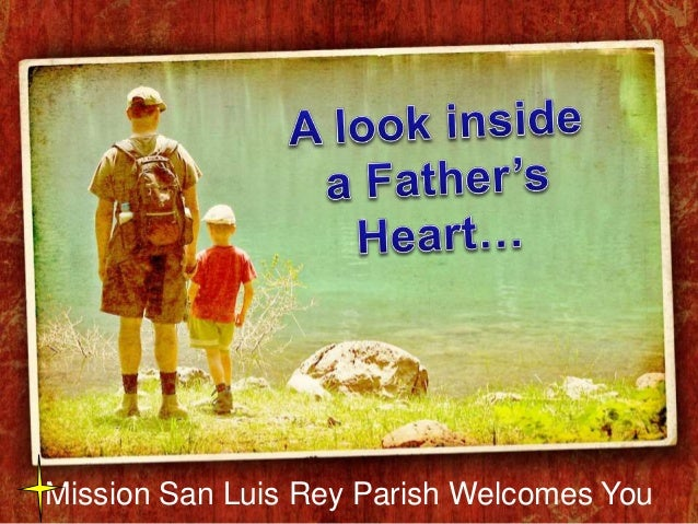 Mission San Luis Rey Parish Welcomes You