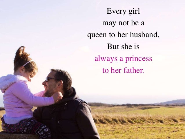 dad and daughter dating quotes
