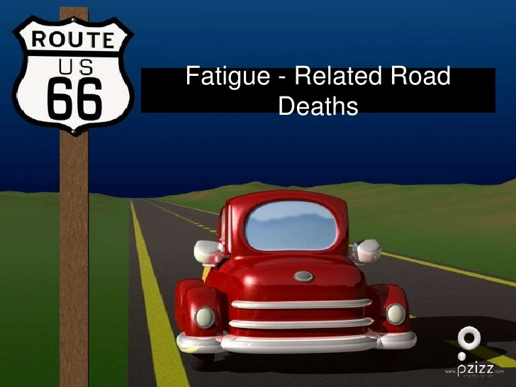 Fatigue - Related Road Deaths<br />