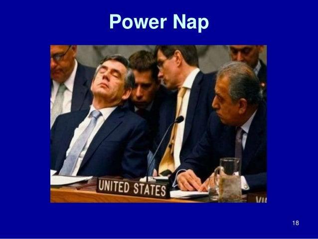 Power Nap  18