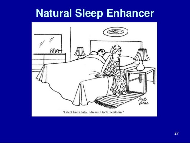 Natural Sleep Enhancer  27