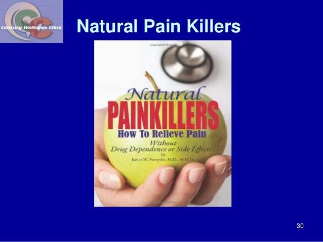 Natural Pain Killers  30