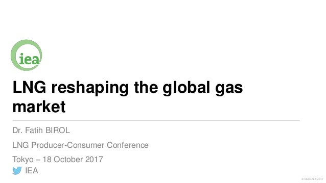 LNG reshaping the global gas market