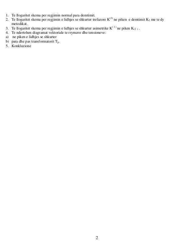 Sisteme elektrike per energjine Slide 2