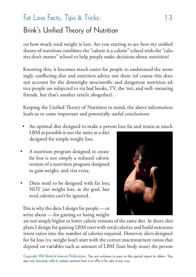 Fat burning manual pdf