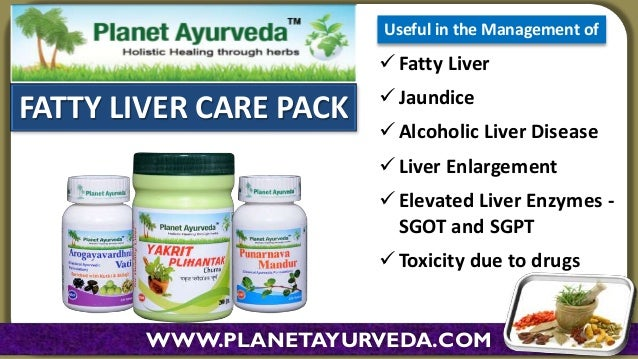 Useful in the Management of   Fatty Liver  FATTY LIVER CARE PACK   Jaundice   Alcoholic Liver Disease  Liver Enlargeme...