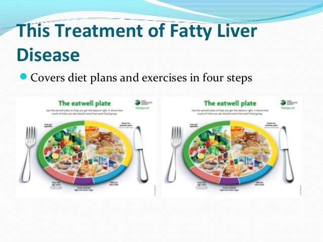 What to eat for a fatty liver