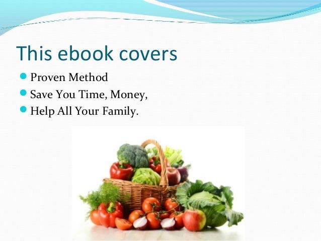 Fatty Liver Diet Guide Ebook