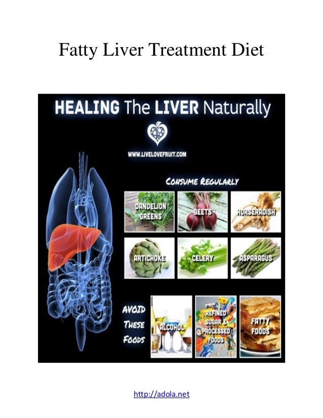 Best Natural Treatment For Fatty Liver