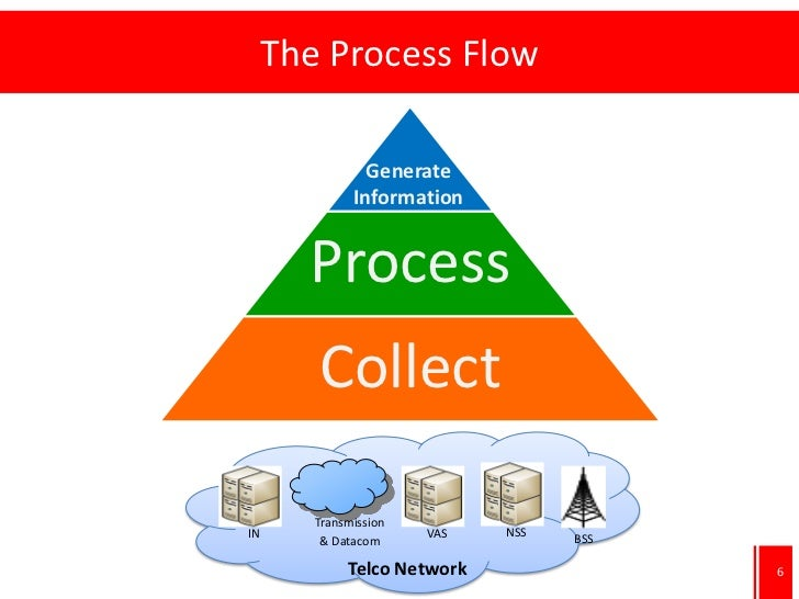 The Process Flow                    Generate                  Information            Process            Collect           ...