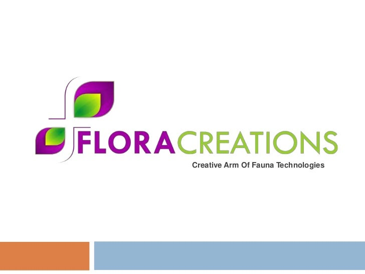 Creative Arm Of Fauna Technologies<br />