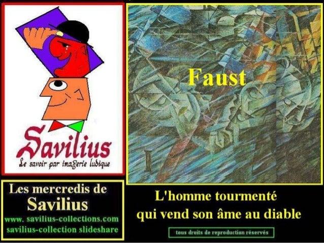 Faust et le diable