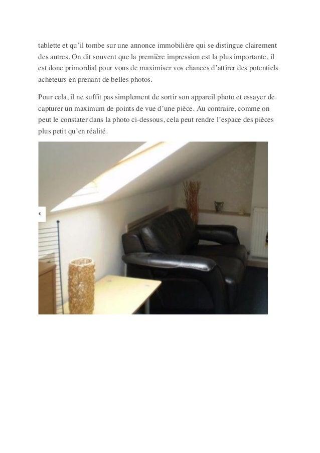 faut il prendre de belles photos pour vendre sa maison. Black Bedroom Furniture Sets. Home Design Ideas