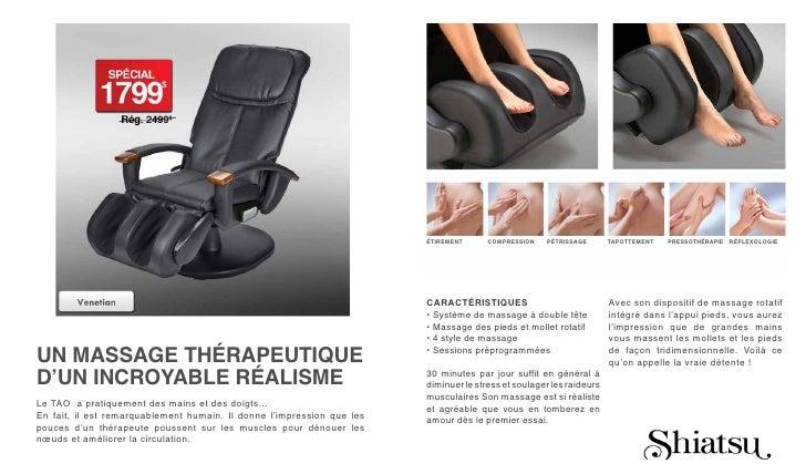 Fauteuil de Massage à Montréal | Fauteuils Massages | Sommeil Davantage