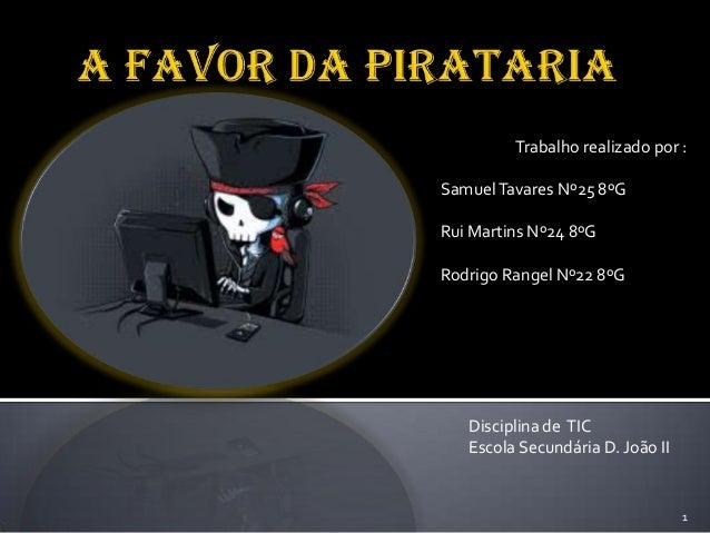 Trabalho realizado por : Samuel Tavares Nº25 8ºG Rui Martins Nº24 8ºG Rodrigo Rangel Nº22 8ºG  Disciplina de TIC Escola Se...