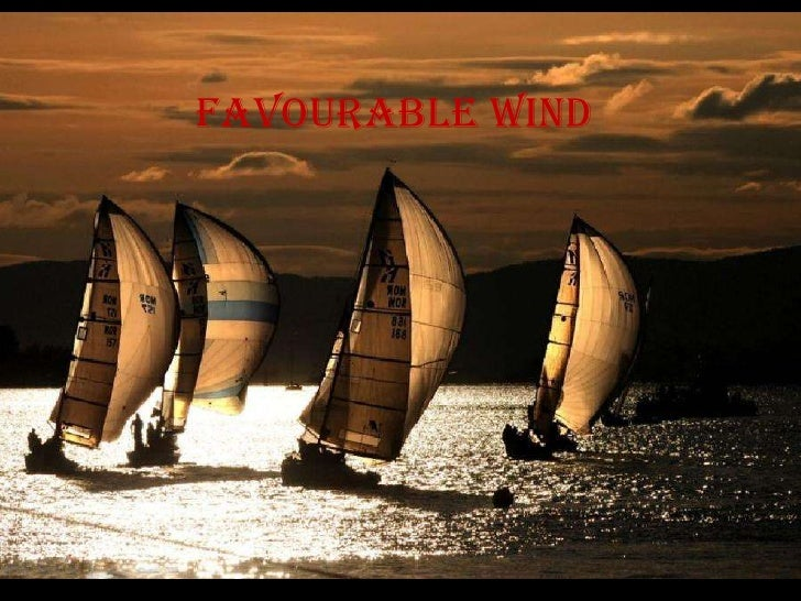 Favourable wind