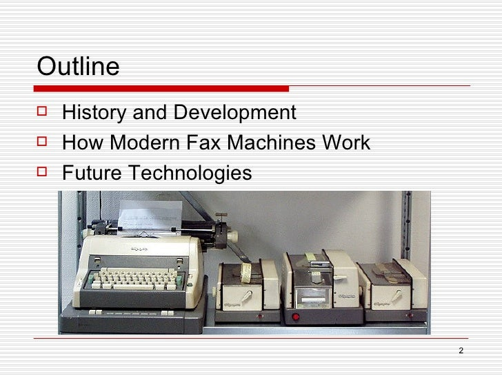 how a fax machine works Five years ago, i wrote a column about how the fax machine refuses to die five  years is a long time in terms of technology, but only a short time.