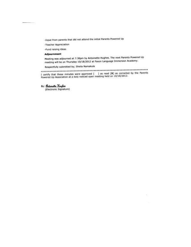 Faxon 100412 Approved Minutes Slide 3