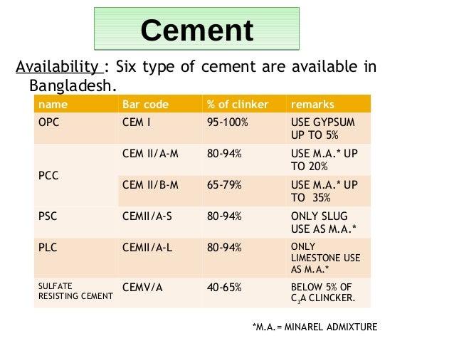 Cementcement 5