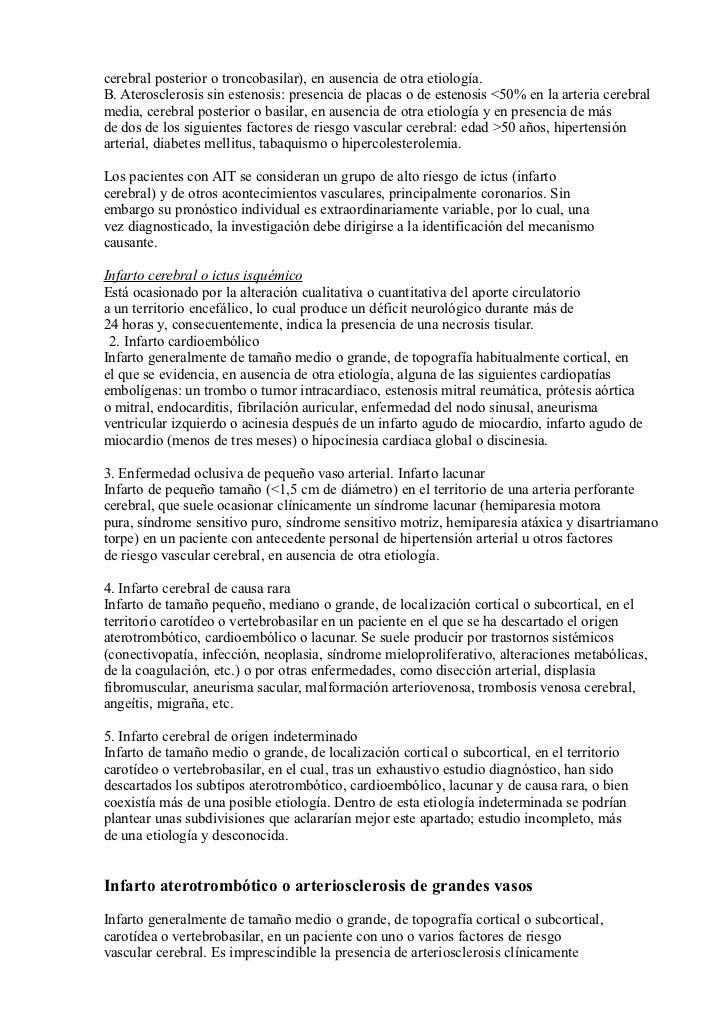 Fayna  López Canales - ictus (enfermedad cerebrovascular) Slide 3