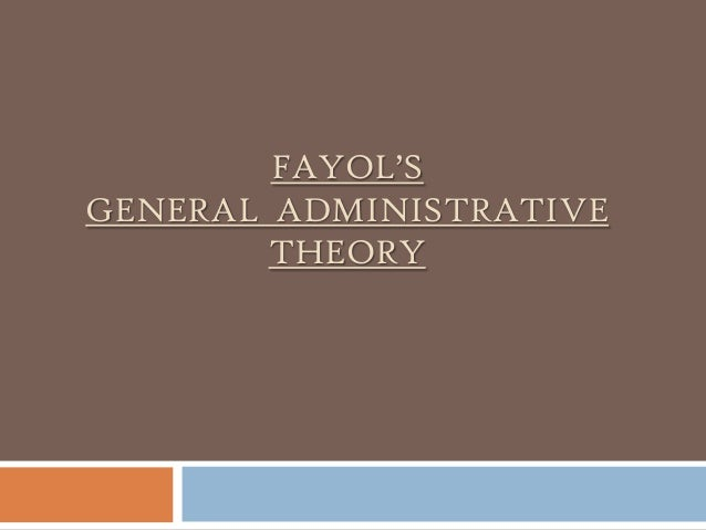 general management theories And the management standards centre bolden, r, gosling, j, marturano,  each of these theories takes a rather individualistic perspective of the leader,.