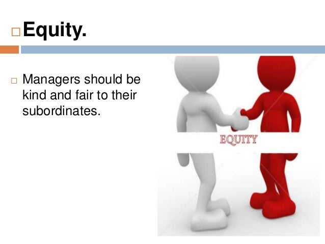 equity means