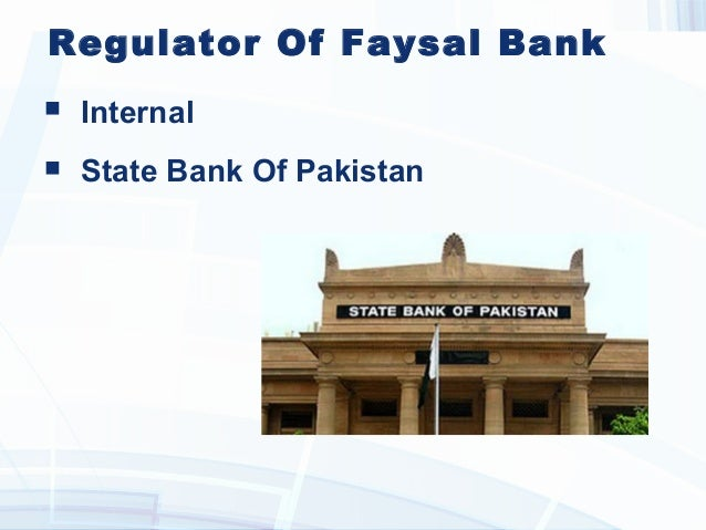 Faysal Bank Limited Branches' Swift Codes