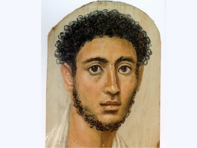 Fayum mummy portraits•   Mummy portraits or Fayum mummy portraits (also Faiyum mummy portraits) is the    modern term give...