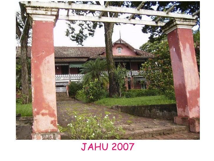 JAHU 2007