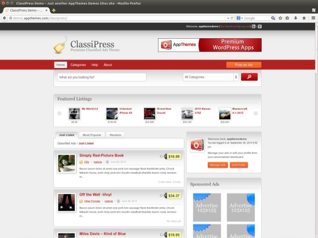 Fazendo milagres com WordPress slideshare - 웹