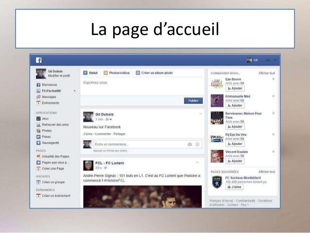 je cherche des amis sur facebook