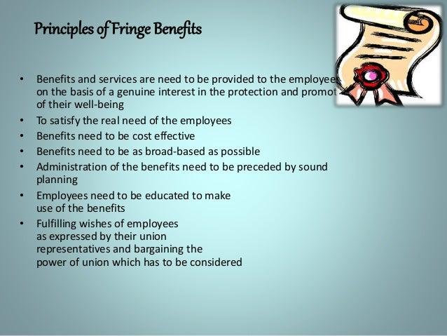 Fringe Benefits Definition - Investopedia