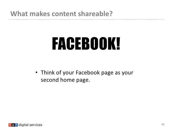 how to find shareable link on facebook page