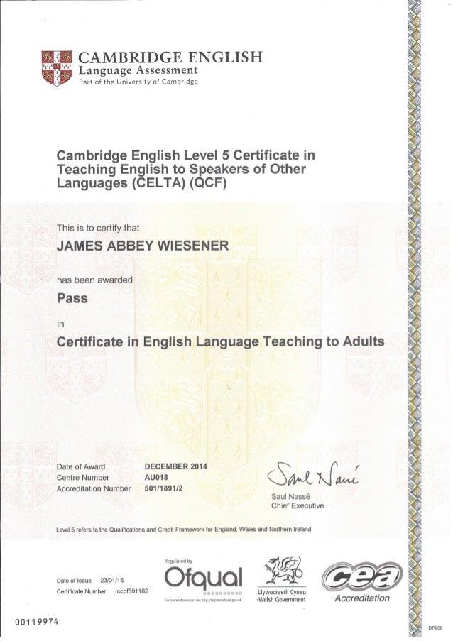 celta certification slideshare upcoming