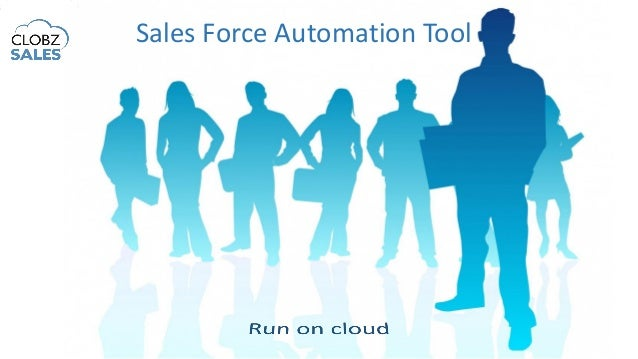 Sales Force Automation Tool