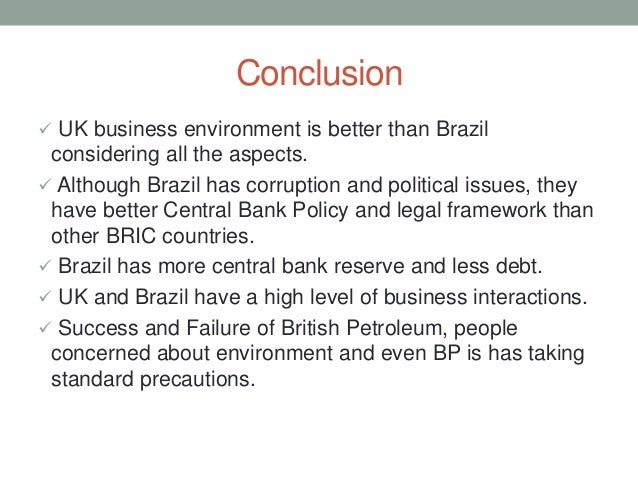 the global business environment analysis International journal of business environment editor-in-chief: dr Óscar f bustinza visit wwwindersciencecom/ijbe for more information and sample articles.