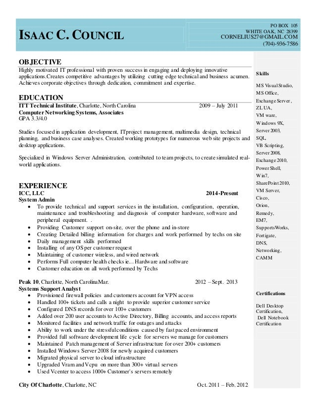 Resume 2016 new number update