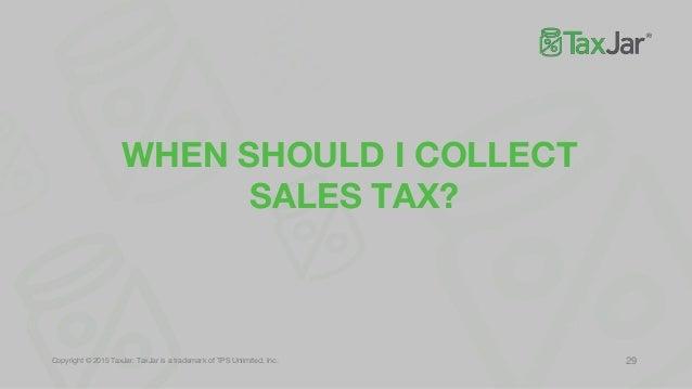 ORIGIN VS. DESTINATION SOURCING • Origin-based state • Tax rate = seller's location • One rate for entire state • Destinat...