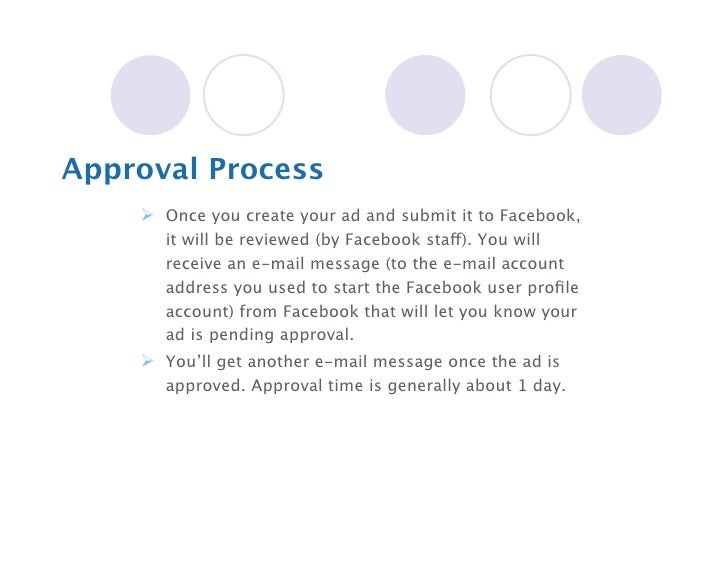 Creating Facebook Ads (and Little Bit about the Functions