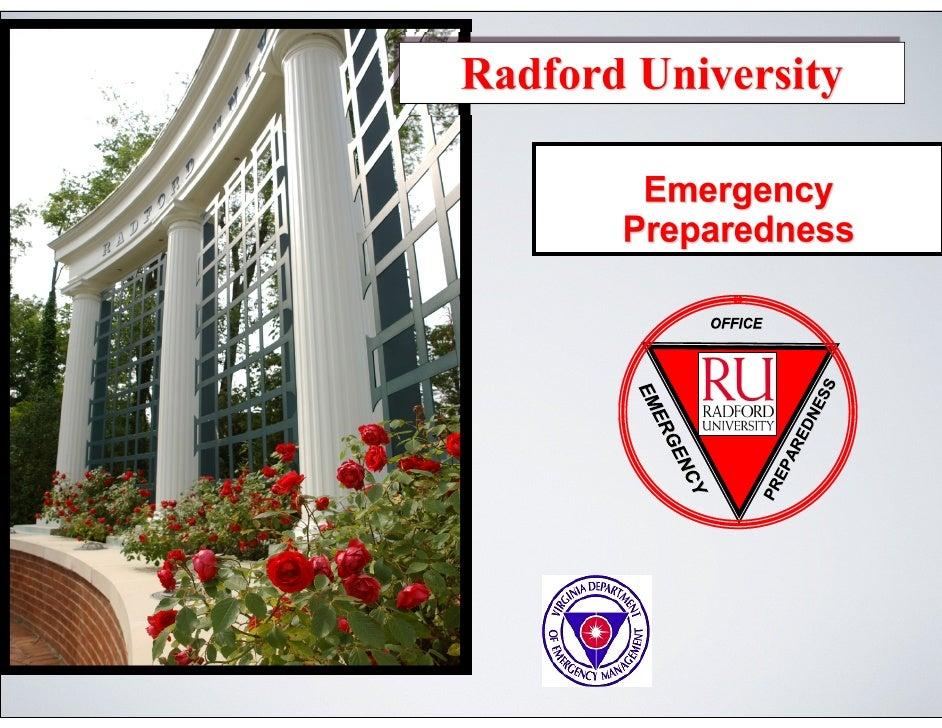 Alerting the Campus Community Slide 2